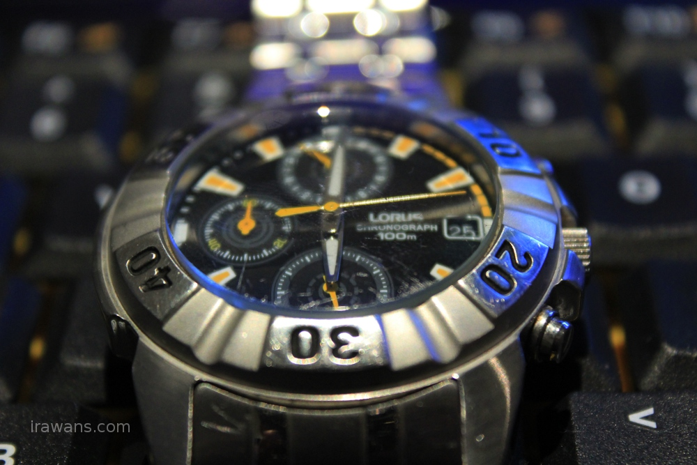 Watch | Normal setting 55 mm